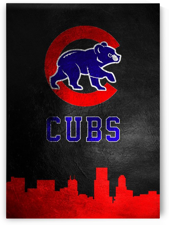 Chicago Cubs by ABConcepts