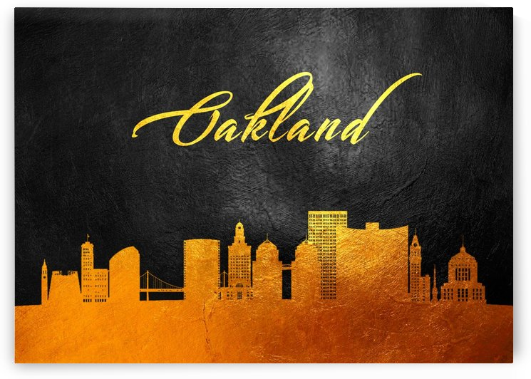 Oakland California by ABConcepts