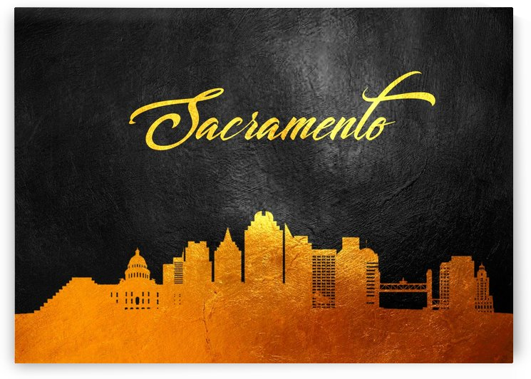 Sacramento California by ABConcepts