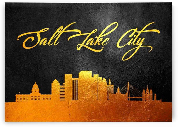 Salt Lake City Utah by ABConcepts