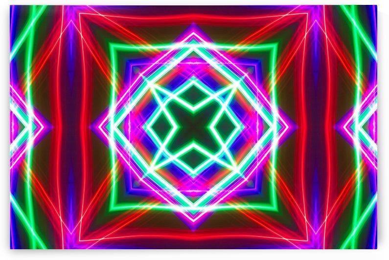 Geometric Lights by Bentivoglio Photography