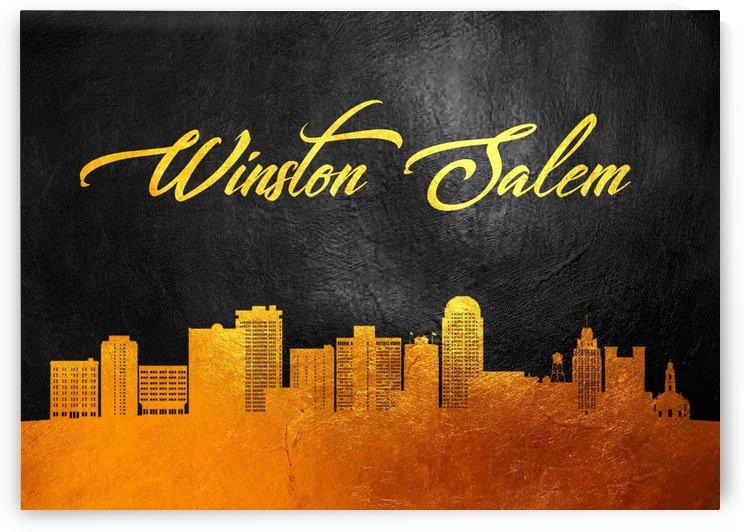 Winston Salem North Carolina by ABConcepts