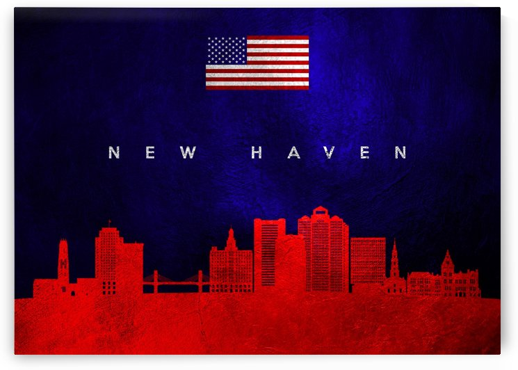 New Haven Connecticut by ABConcepts
