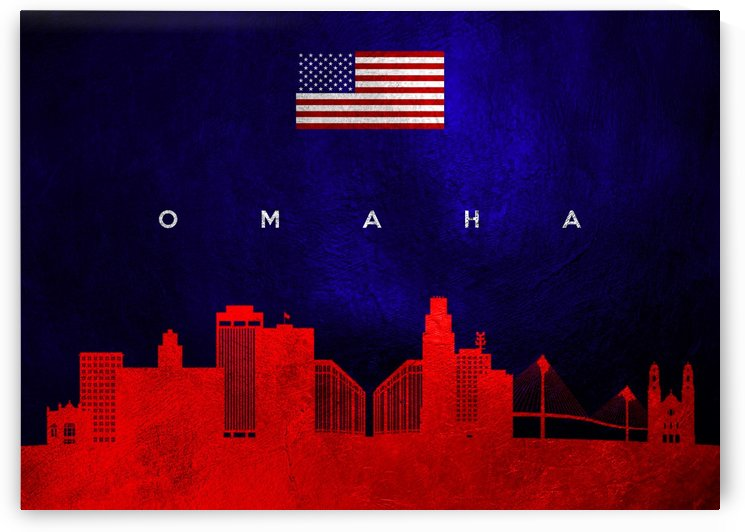 Omaha Nebraska by ABConcepts