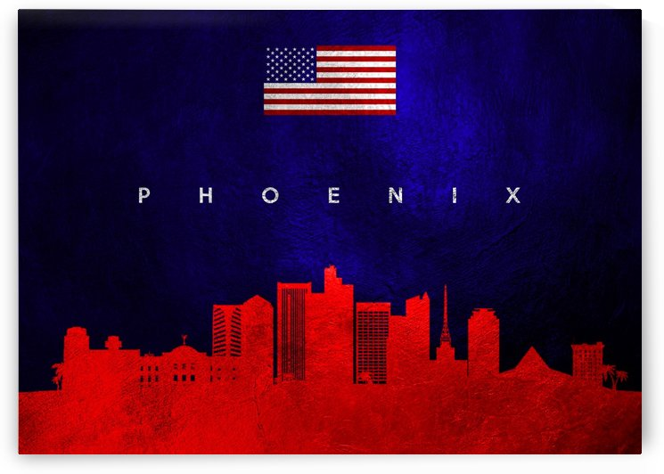 Phoenix Arizona by ABConcepts