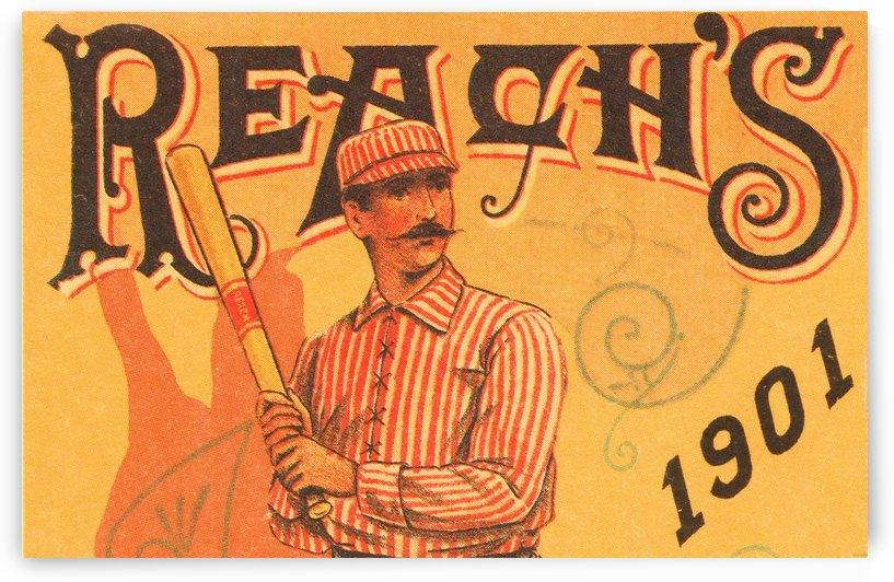 Reachs II 1901 by Row One Brand