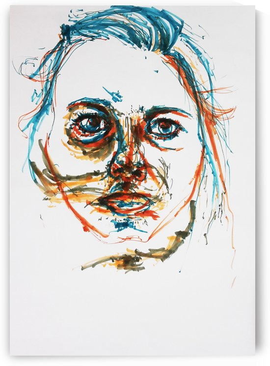 The psychological identification of me. by Mariska Meyers