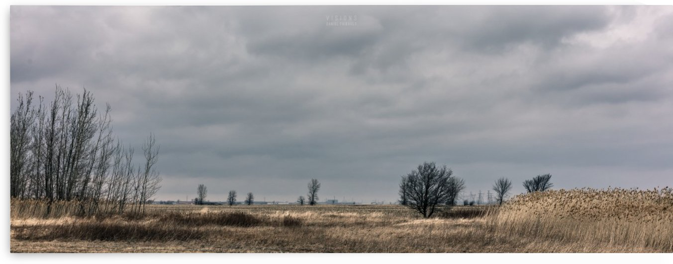 Cloudy sunday by Daniel Thibault artiste-photographe