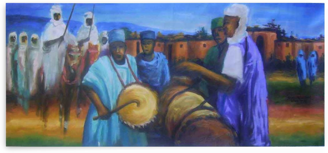 Durbah by Dr Stephen Achugwo