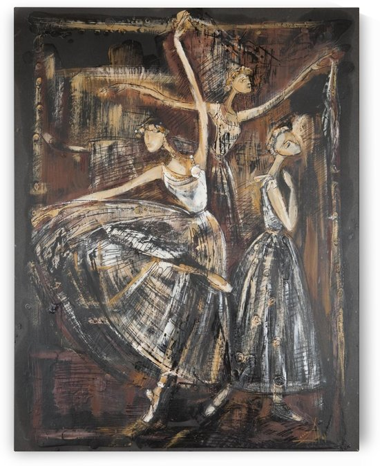 From the series of: Dance by Anya Romanenko