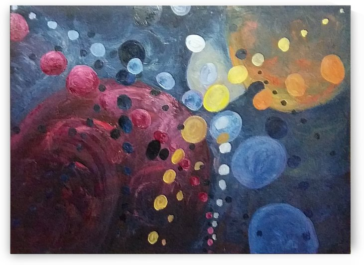 GyratingStars4 by Dr Stephen Achugwo