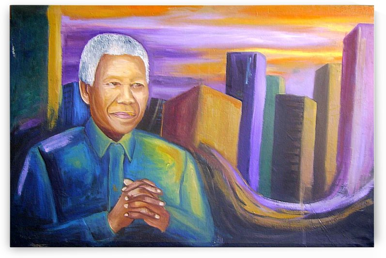 Mandela1 by Dr Stephen Achugwo