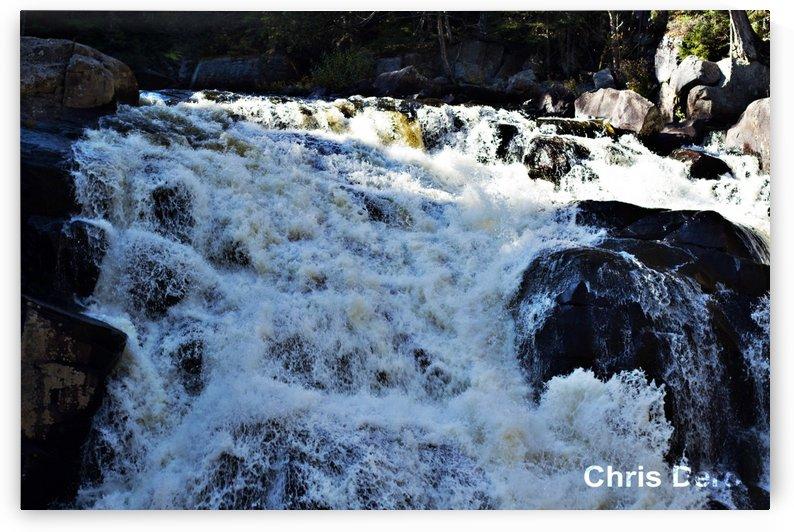 Waterfall by Chris Dero