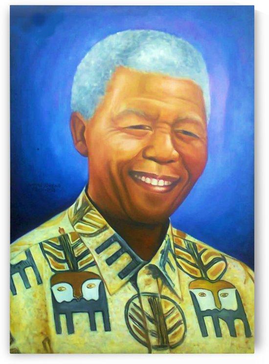 Mandela2 by Dr Stephen Achugwo