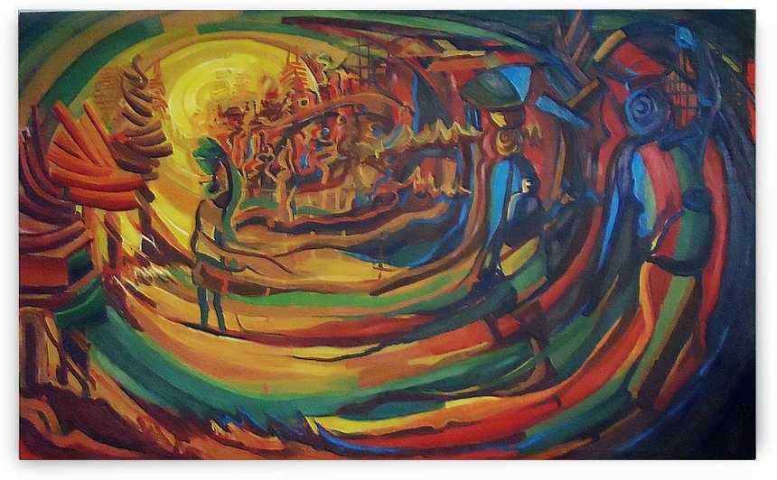 MarketDay1 by Dr Stephen Achugwo