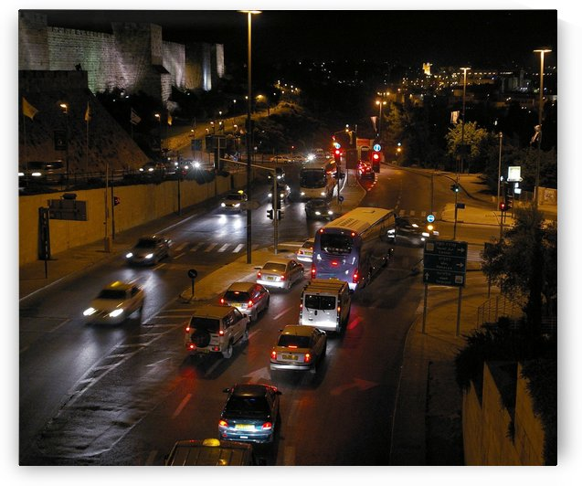 Jerusalem by AndreiPodelko