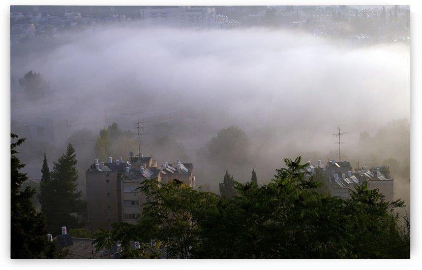 Foggy morning N2 by AndreiPodelko