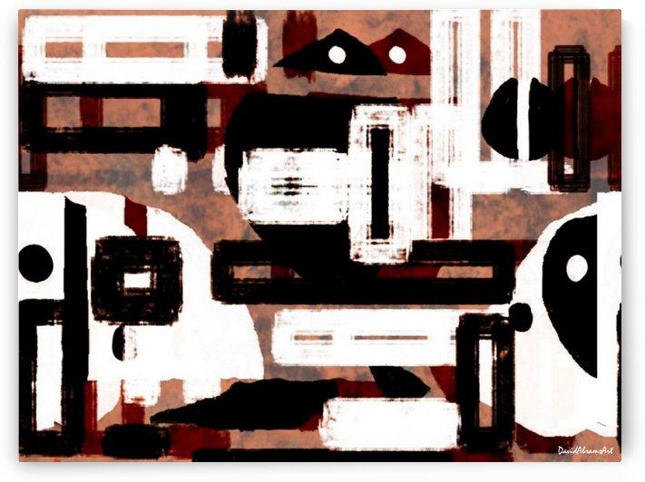 Keyholes by David Abrams Art