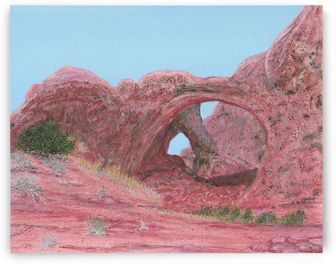 Double Arch by Lee Garrett