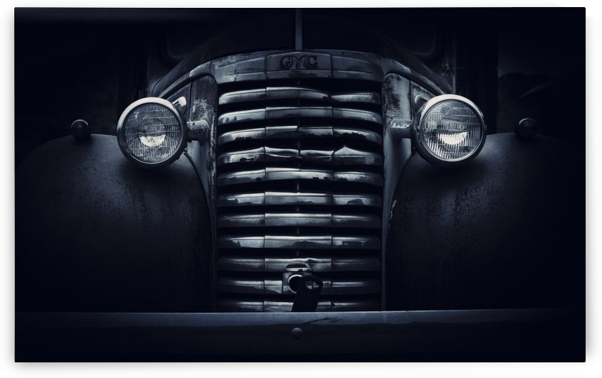Car Series   004 by Ken Siemens