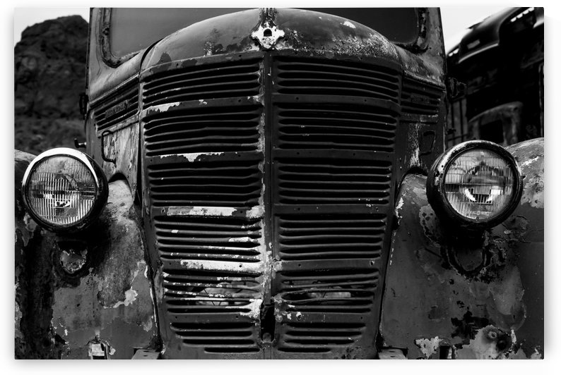 Car Series   003  by Ken Siemens