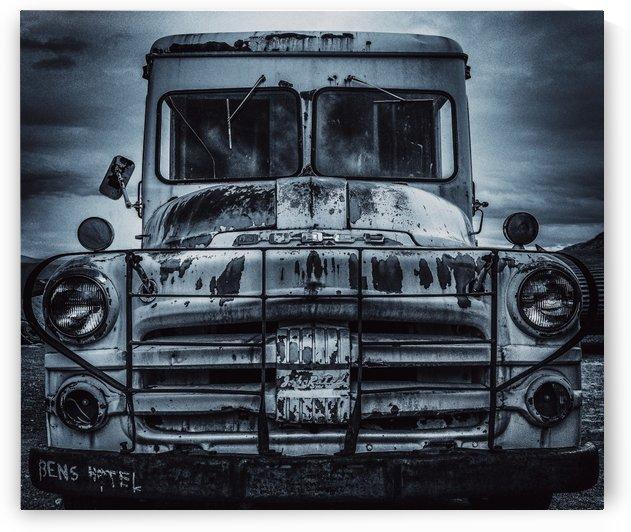 Car Series   010  by Ken Siemens