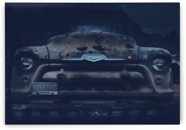 Car Series   005 by Ken Siemens