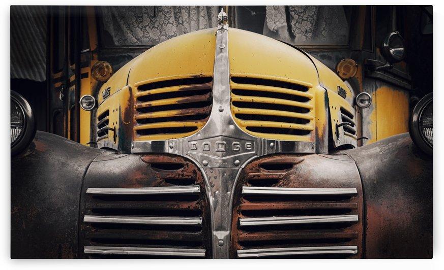 Car Series   014 by Ken Siemens