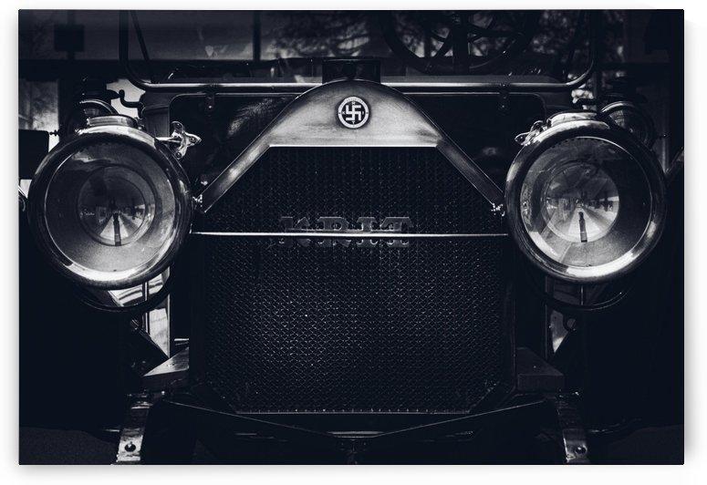 Car Series   015  by Ken Siemens