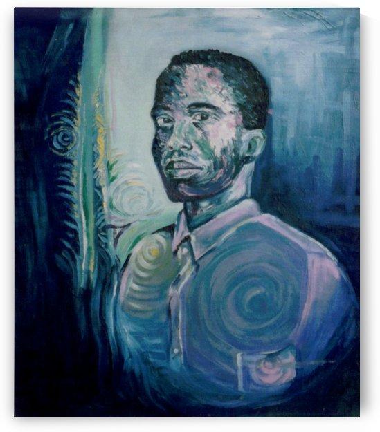SelfPotrait1 by Dr Stephen Achugwo