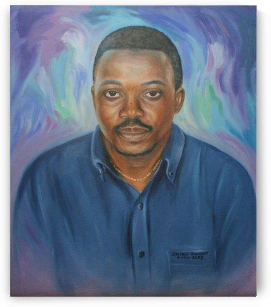 SelfPotrait2 by Dr Stephen Achugwo