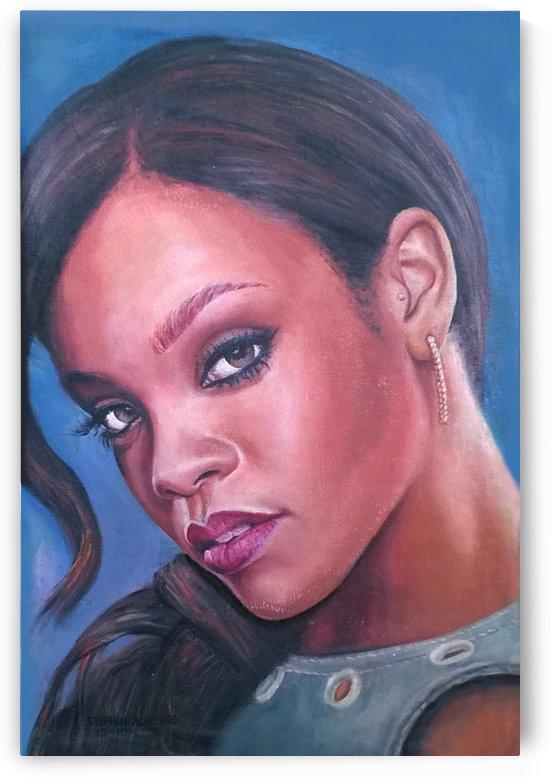 Rihanna by Dr Stephen Achugwo