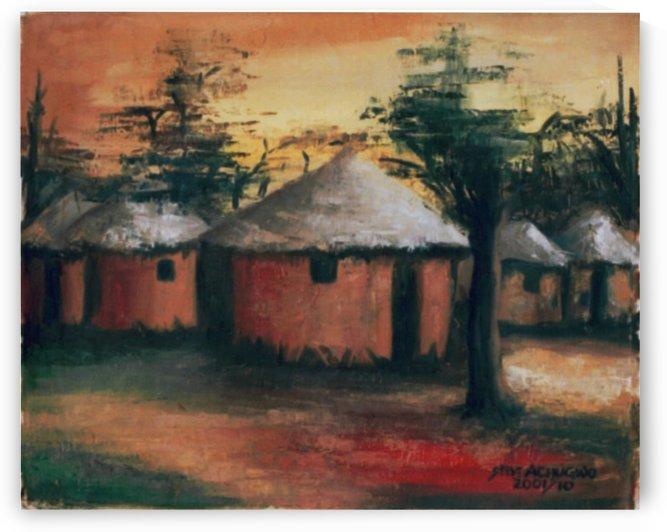 RemoteVillage1 by Dr Stephen Achugwo