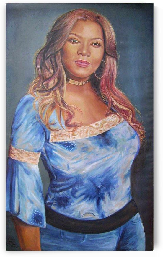 Queen Latifa by Dr Stephen Achugwo