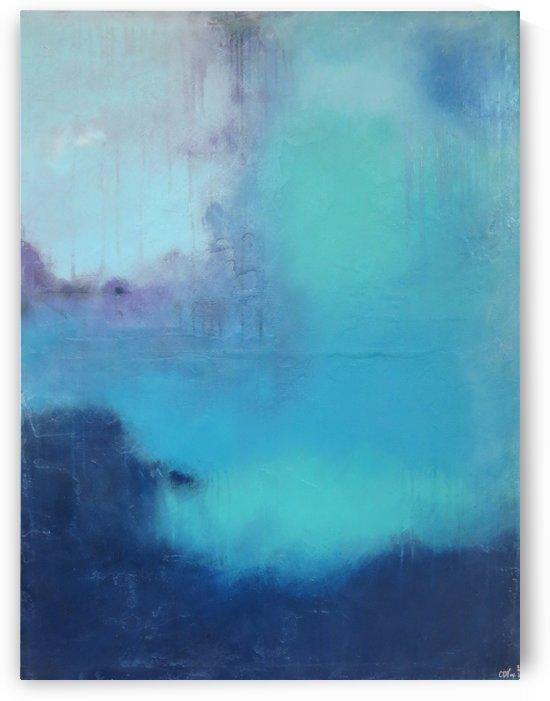 Intrepid Lilac Sky by Christopher Damien Fox