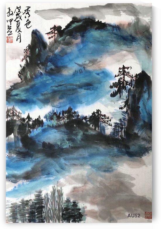 AU 52 Beautiful Scenery    by Zhongwu