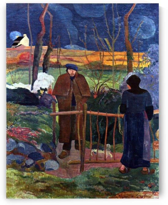 Good Day Mr. gauguin by Gauguin by Gauguin