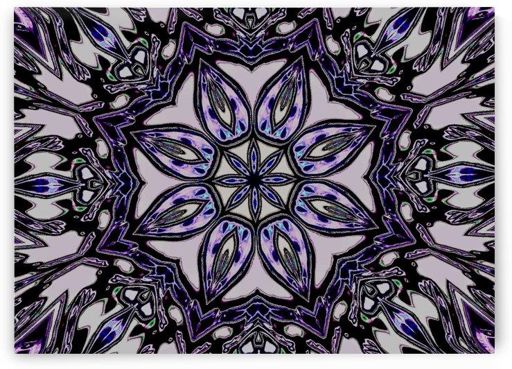 Purple Crystalis  by Frosty Jenson