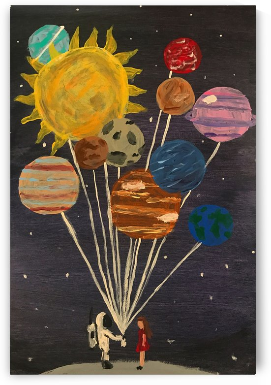 Gift From Out Of This World by Jacqueline Sleter