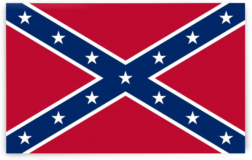 Confederate States of America Flag by Fun With Flags