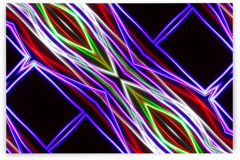 Super colourful lights by Bentivoglio Photography
