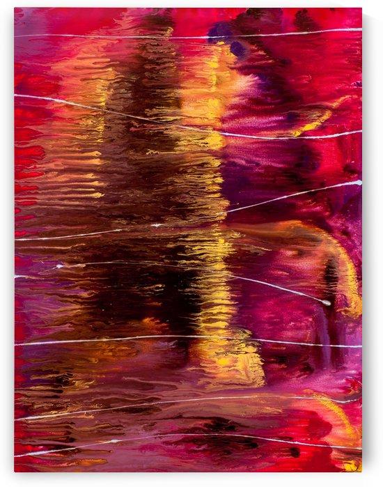 Echoed Incursion by Dianne Bartlett