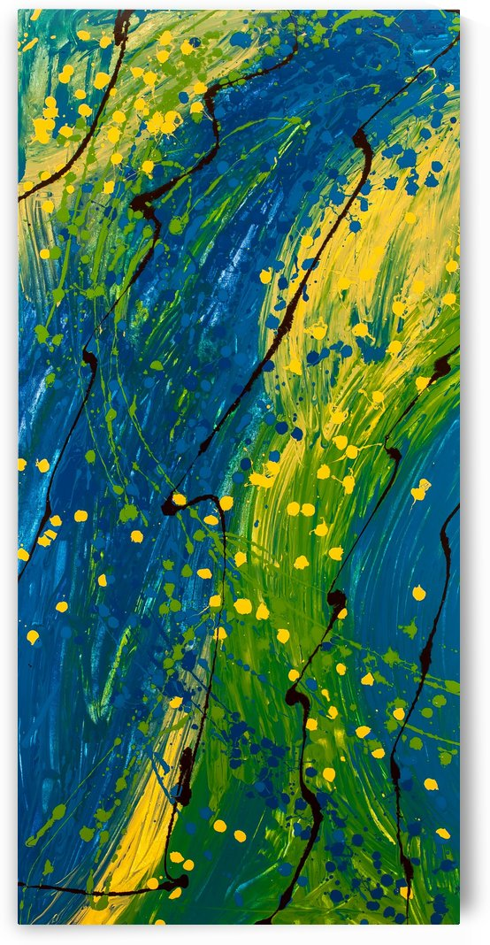 Grassy Peace by Dianne Bartlett