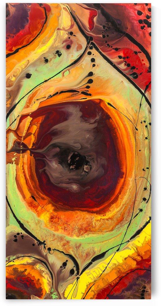 Eckleburg Eyeball by Dianne Bartlett