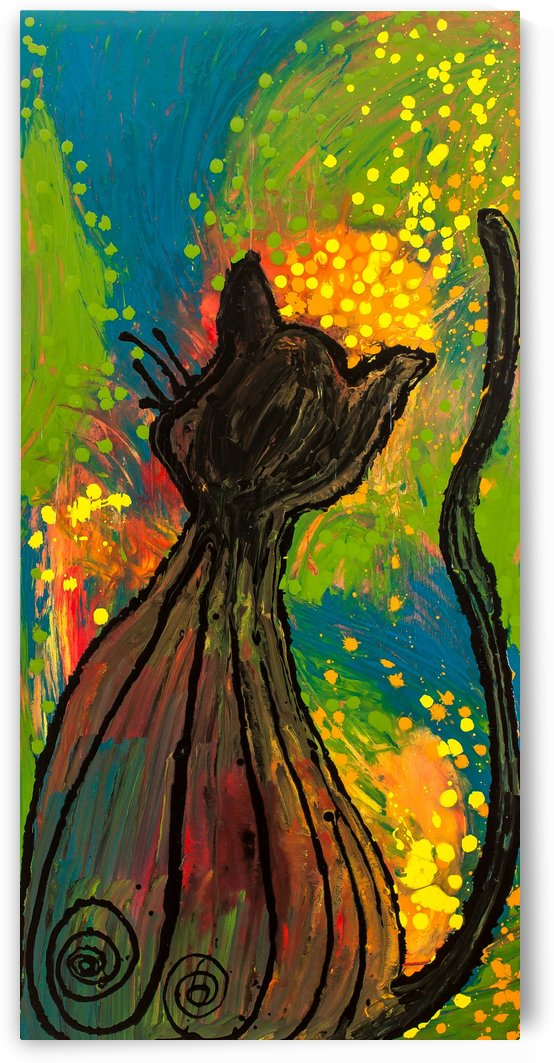 Gordo Gato by Dianne Bartlett