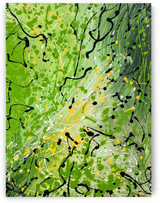 Slung Insignia by Dianne Bartlett