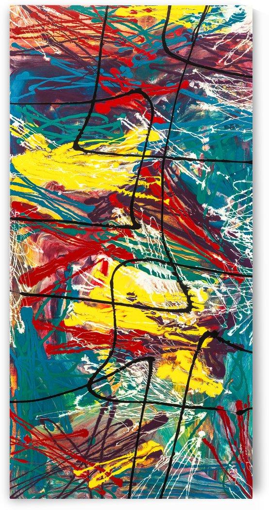 Spirit Stanzas by Dianne Bartlett
