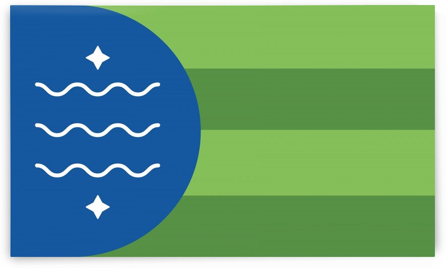 Bellingham Washington Flag by Fun With Flags