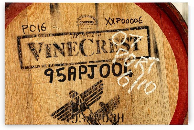 Wine barrel with port by Slava Eremin
