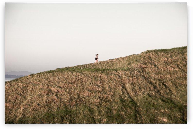 Running up that hill by Slava Eremin